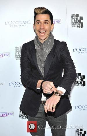 Russell Kane - South Bank Sky Arts Awards held at the Dorchester - Arrivals - London, United Kingdom - Tuesday...