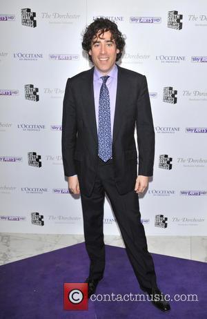 Stephen Mangan - South Bank Sky Arts Awards held at the Dorchester - Arrivals - London, United Kingdom - Tuesday...