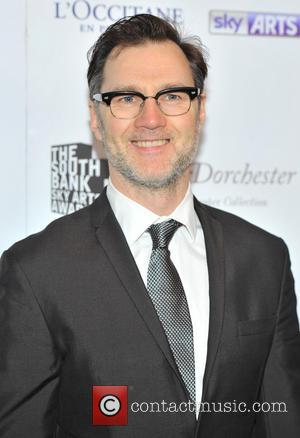 David Morrissey - South Bank Sky Arts Awards held at the Dorchester - Arrivals. - London, United Kingdom - Tuesday...