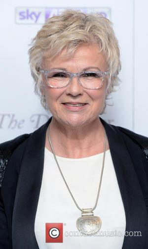 Julie Walters, South Bank London