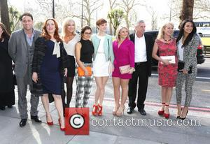 Nick Pickard, Bronagh Waugh, Gemma Bissix, Rachel Shelton, Lucy Dixon, Jazmine Franks and Guests