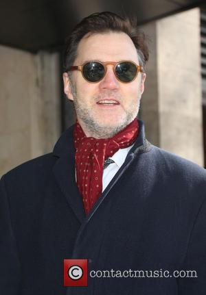David Morrissey - The TRIC Awards 2013 held at the Grosvenor House Hotel - Arrivals - London, United Kingdom -...