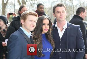 Georgia May Foote and Guests - The TRIC Awards 2013 held at the Grosvenor House Hotel - Arrivals - London,...