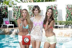 Candice Swanepoel, Karlie Kloss and Alessandra Ambrosio