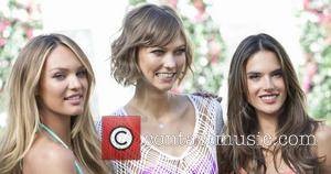 Candice Swanepoel, Karlie Kloss and Alessandra Ambrosio