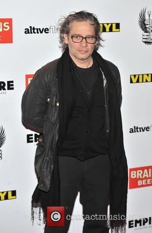 Dexter Fletcher - 'Vinyl' UK film premiere held at the Empire Leicester Square - Arrivals - London, United Kingdom -...