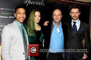 Clifton Moten, Louisa Krause, Matthew Maher and Alex Hanna