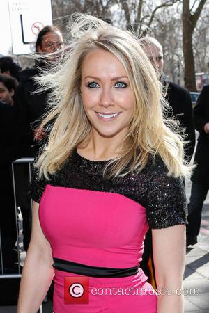 Laura Hamilton - The TRIC Awards 2013 held at the Grosvenor House Hotel - Arrivals - London, United Kingdom -...