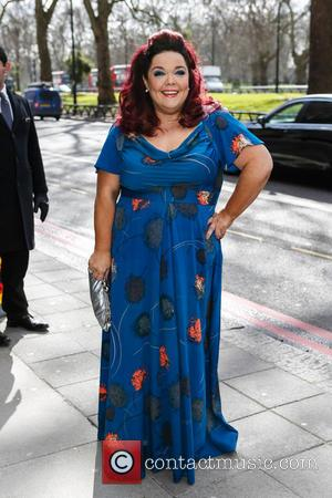 Lisa Riley - The TRIC Awards 2013 held at the Grosvenor House Hotel - Arrivals - London, United Kingdom -...