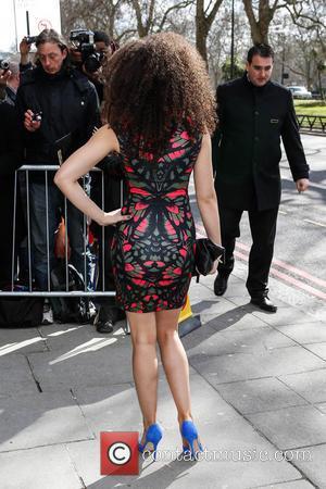 Natalie Gumede - The TRIC Awards 2013 held at the Grosvenor House Hotel - Arrivals - London, United Kingdom -...
