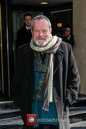 Terry Gilliam - The TRIC Awards 2013 held at the Grosvenor House Hotel - Arrivals - London, United Kingdom -...