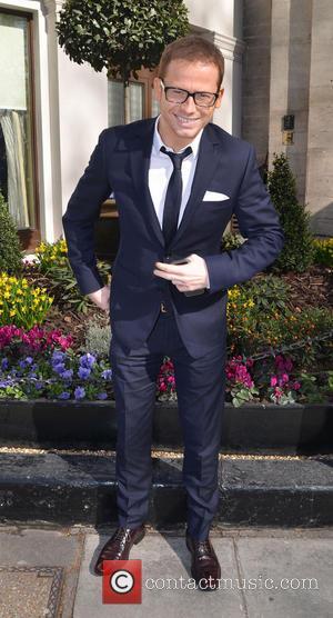 Joe Swash - The TRIC Awards 2013 held at the Grosvenor House Hotel - Arrivals - London, United Kingdom -...