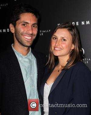 Yaniv Schulman and Guest - 'Upside Down' Los Angeles Premiere at ArcLight Hollywood - Arrivals - Hollywood, California, United States...