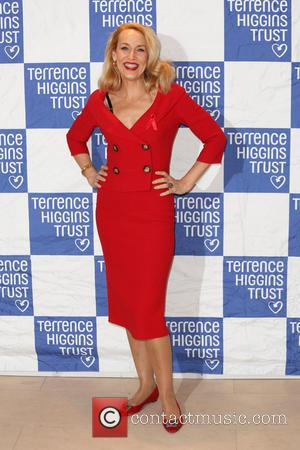 Jerry Hall - Terrence Higgins Trust - The Auction held at Christie's - Arrivals - London, United Kingdom - Tuesday...