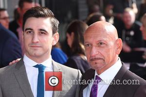 Sir Ben Kingsley and son Ferdinand Kingsley - The Prince's Trust & Samsung Celebrate Success Awards held at the Odeon...