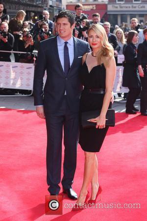 Tess Daly and Vernon Kay