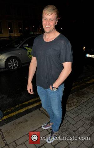 Kian Egan - The Voice of Ireland wrap party at No. 37 Dawson Street where contestants, hosts and judges celebrated...