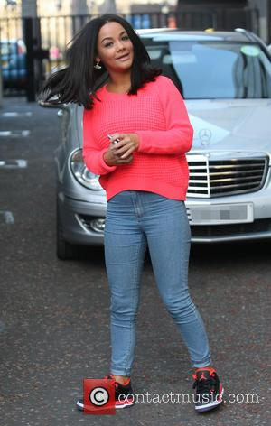 Chelsee Healey - Celebrities at the ITV studios - London, United Kingdom - Wednesday 13th March 2013