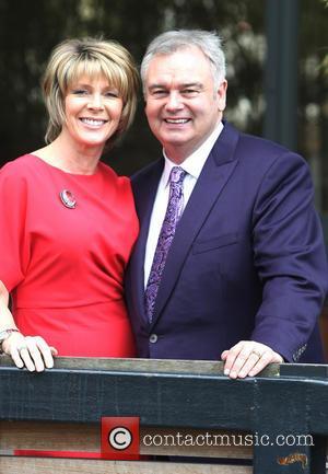 Ruth Landsford and Eamonn Holmes