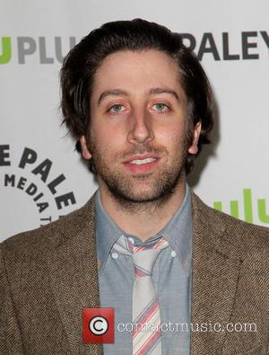 Simon Helberg - Held at The Saban Theater, - Beverly Hills, California, United States - Wednesday 13th March 2013