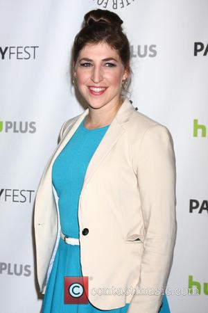 Mayim Bialik - Held at The Saban Theater - Los Angeles, California, United States - Wednesday 13th March 2013