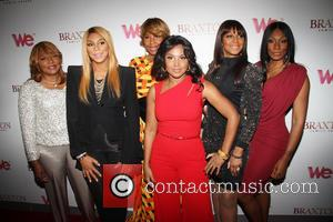 Toni Braxton, Evelyn Braxton, Towanda Braxton, Traci Braxton, Tamar Braxton and Trina Braxton
