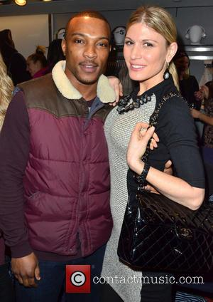Ashley Walters and Hofit Golan - Panasonic Technics 'Shop To The Beat' Party hosted by George Lamb at French Connection,...