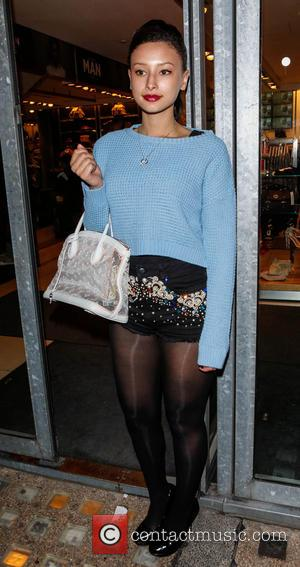 Leah Weller - Panasonic Technics 'Shop To The Beat' Party hosted by George Lamb at French Connection - London, United...
