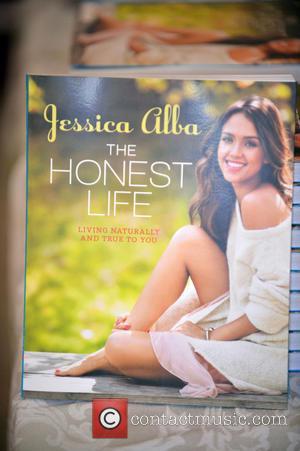 Jessica Alba and Atmopshere