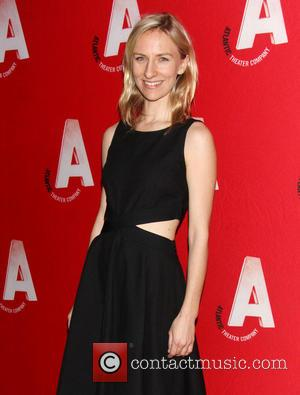 Mickey Sumner - Opening night after party for THE LYING LESSON held at Moran's restaurant. - New York, NY, United...