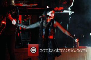 Nelly Furtado - Nelly Furtado performing live in concert at Alcatraz - Milan, Italy - Wednesday 13th March 2013
