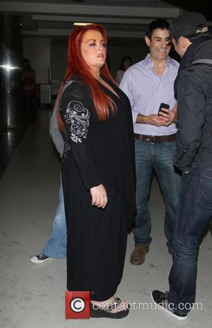 Wynonna Judd - American Country music singer Wynonna Judd arriving at LAX Airport - Los Angeles, California, United States -...