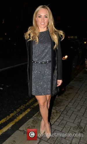 Kathryn Thomas - The Voice of Ireland wrap party at No. 37 Dawson Street where contestants, hosts and judges celebrated...