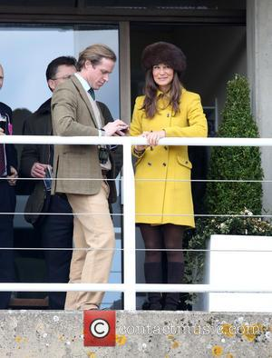 Pippa Middleton - Day Three of The Cheltenham Festival