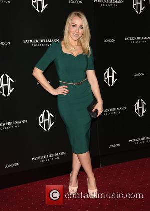 Laura Hamilton - Patrick Hellman collection launch held at 50 St James Street - Arrivals - London, United Kingdom -...