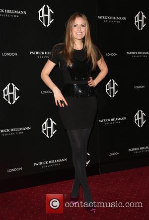 Olivia Lee - Patrick Hellman collection launch held at 50 St James Street - Arrivals - London, United Kingdom -...
