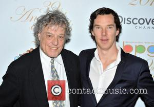 Benedict Cumberbatch and Tom Stoppard