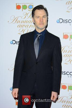 David Morrissey - The 39th Broadcasting Press Guild (BPG) Television and Radio Awards held at One Whitehall Place - Arrivals...