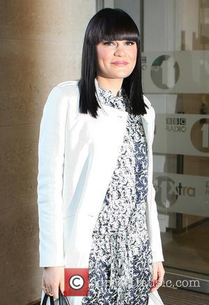 Jessie J - Celebrities outside the BBC Radio 1 studios