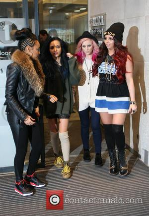Leigh-Anne Pinnock, Jade Thirlwall, Jesy Nelson, Perrie Edwards and Little Mix
