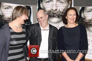 Deborah Warner, Colm Torbin and Fiona Shaw