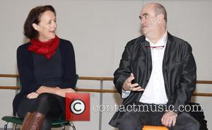 Fiona Shaw and Colm Torbin