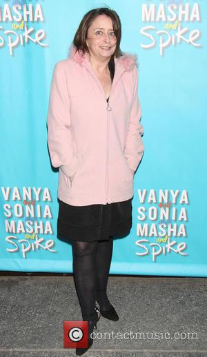 Julia Murney - Celebrities attend the premiere 'Vanya and Sonia and Masha and Spike' at John Golden Theater- Arrivals -...