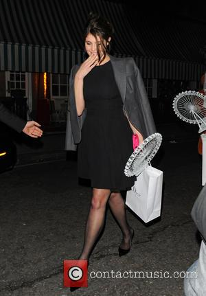 Gemma Arterton - Celebrities leaving the Dior party at Harry's Bar - London, United Kingdom - Thursday 14th March 2013