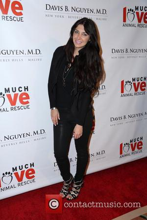 Brittny Gastineau - Makeovers For Mutts Fundraiser - Beverly Hills, California, United States - Thursday 14th March 2013