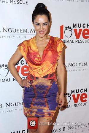 Carla Ortiz - Makeovers For Mutts Fundraiser - Beverly Hills, California, United States - Thursday 14th March 2013