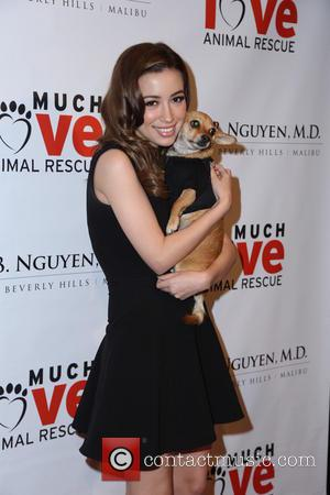 Christian Serratos - Makeovers For Mutts Fundraiser - Beverly Hills, California, United States - Thursday 14th March 2013