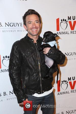 David Faustino - Makeovers For Mutts Fundraiser - Beverly Hills, California, United States - Thursday 14th March 2013