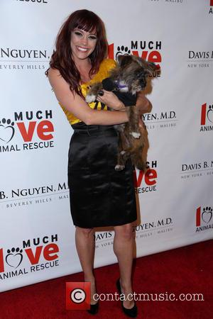 Jessica Sutta - Makeovers For Mutts Fundraiser - Beverly Hills, California, United States - Thursday 14th March 2013