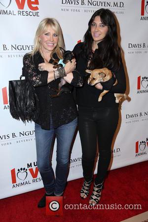 Lisa Gastineau and Brittny Gastineau - Makeovers For Mutts Fundraiser - Beverly Hills, California, United States - Thursday 14th March...